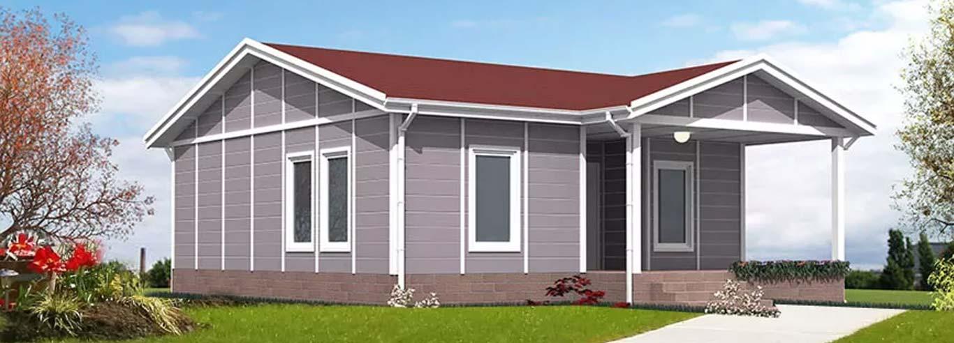 تولید ساختمان های سبک پیش ساخته و انواع کانکس