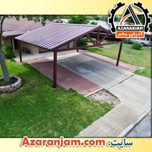 ایرانیت فلزی ( پوشش سقف)