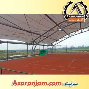 سقف پارچه ای برای ورزشگاه