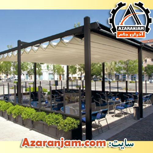 مشاوره رایگان برای انواع پوشش سقف ریلی